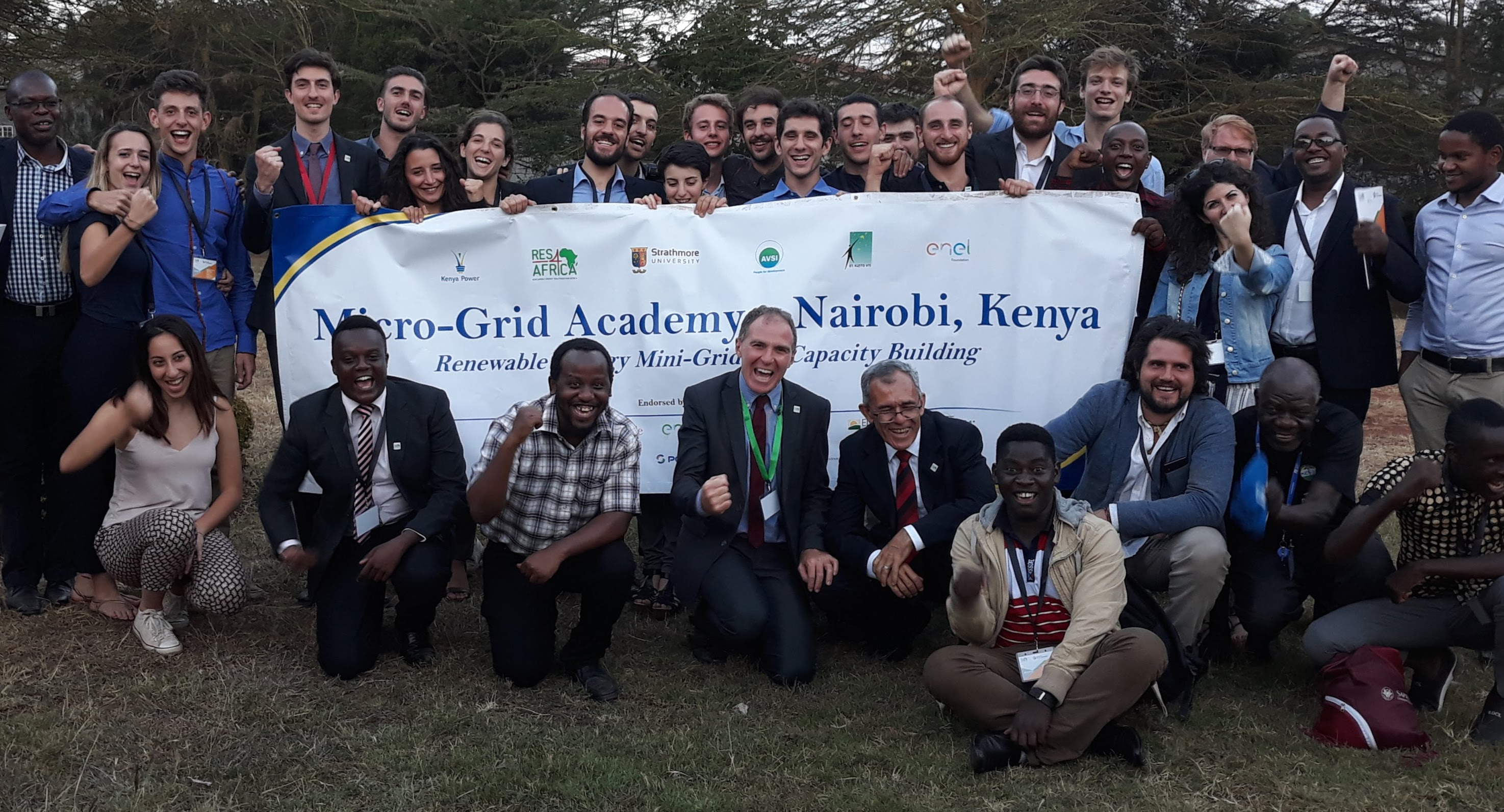 Micro-Grid Academy (Kenya)