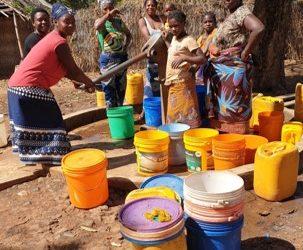 Acqua per la crescita (Rutenderi, Rwanda)