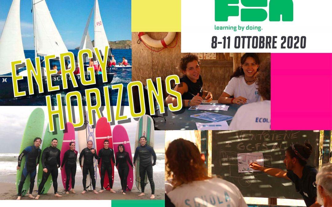 Energy Horizons | 8-11 ottobre 2020