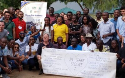 RenewABLE Against Covid – PV Plant for Health Centers in Africa